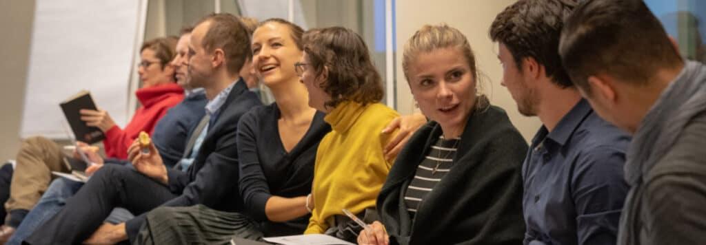 Networking workshop Pauwels Academy