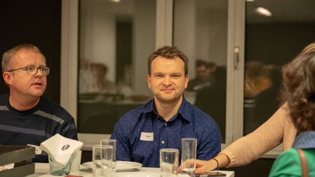 Networking workshop Pauwels Consulting Academy