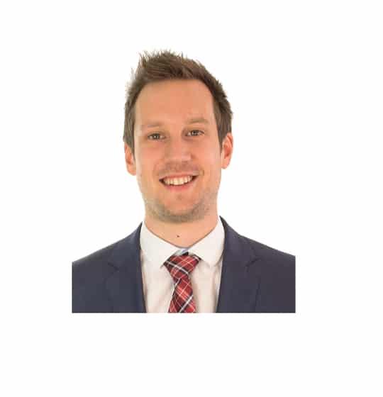 Björn Nachtegaele account manager