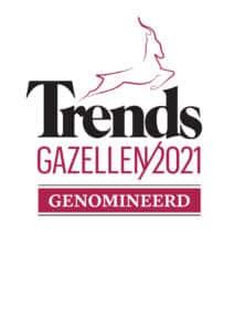Trends Gazellen 2021 - Pauwels Consulting
