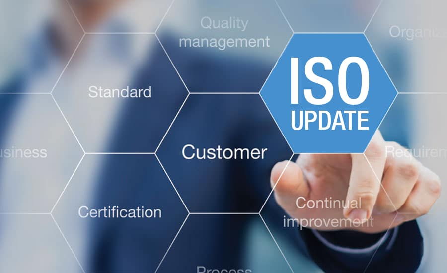 ISO update